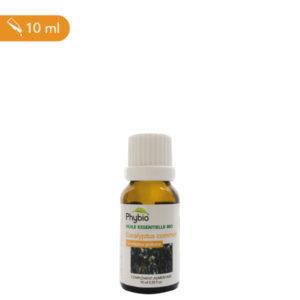 Eucalyptus globulus, huile essentielle