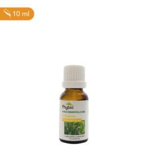 Palmarosa, huile essentielle