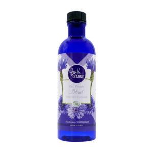 Eau florale de bleuet biologique